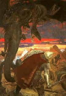 Змей Горыныч – это смерч