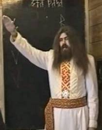 Фото: Знамение Славы (Патер Дий Александр).